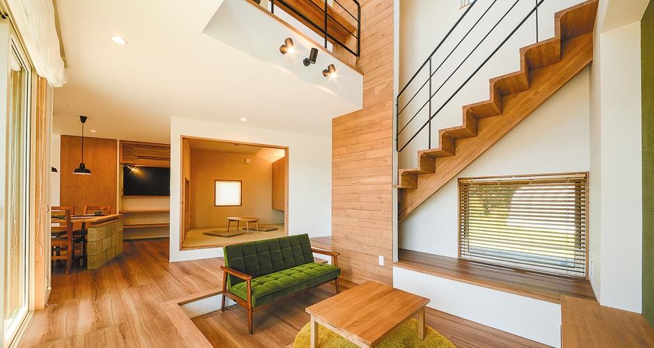 Tanosimuの家は遊び心とアイディアとあったらいいなで できてます。