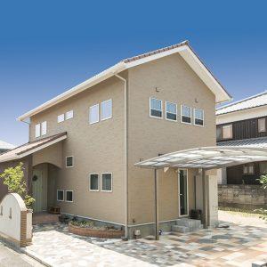 ミイちゃんの家